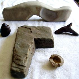 Rocky Gap Artifacts