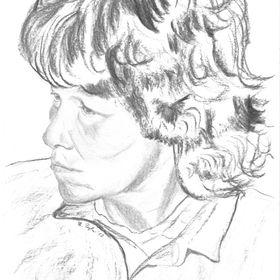 Christel Peglow Porträtzeichner