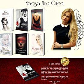 Natasa Alina Culea. Scriitor. Writer. Autor
