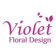 Violet Floral Design