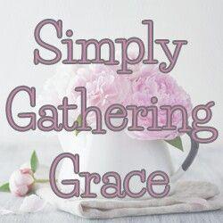 Simply Gathering Grace MJ