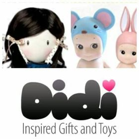 Didi Inspired Gifts and Toys