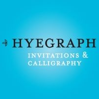Hyegraph Invitations & Calligraphy
