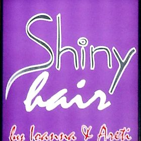 shiny hair by ioanna & areti