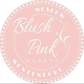 Blush Pink Events