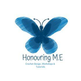 Honouring M.E. crochet