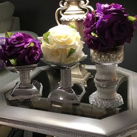 Glam flowers by GB