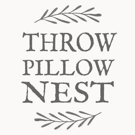Throw Pillow Nest
