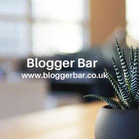 Blogger Bar  Freelance Blogger & Social Influencer