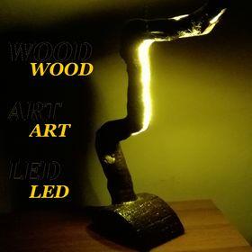 WOOD ART LED