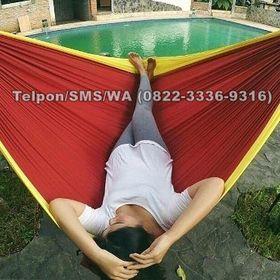 Jual hammock murah di Medan