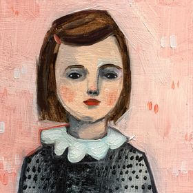 Amanda Blake :: this is all i know :: Oil Paintings