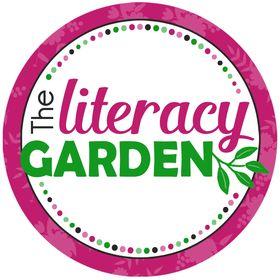 The Literacy Garden by Alison Monk
