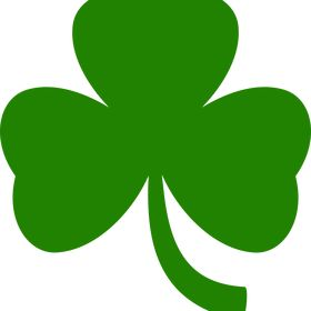 """Ireland Irish Shamrock Flag 4/""""x6/"""" Desk Set Table Stick Black Base"""