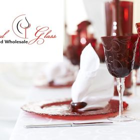 Coloured Glass Event Hire and Wholesale