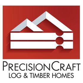PrecisionCraft Log and Timber Homes