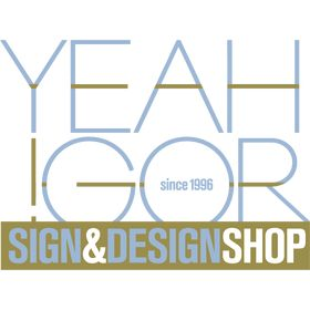 Yeahgor Sign & Design Shop