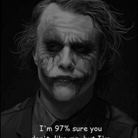 Joker loud