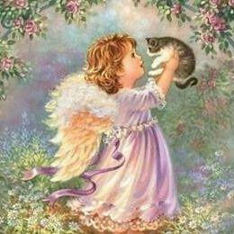 Little White Angel