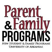 Parent & Family Programs - UARK
