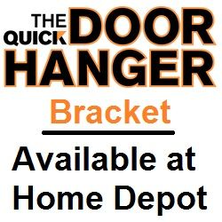 The Quick Door Hanger