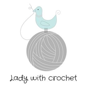 Lady with crochet