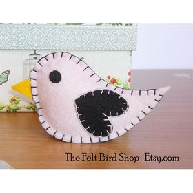 The Felt Bird Shop