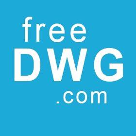 Free DWG (freedwgcom) на Pinterest