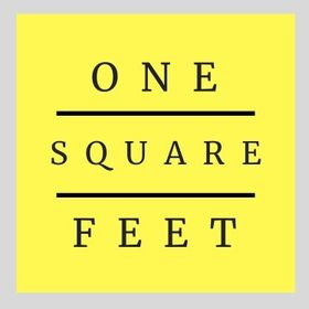 One Square Feet