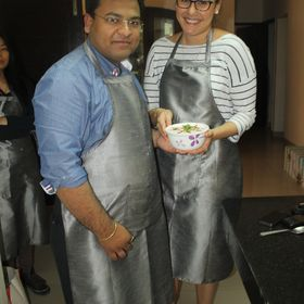 Cooking With Rajeev