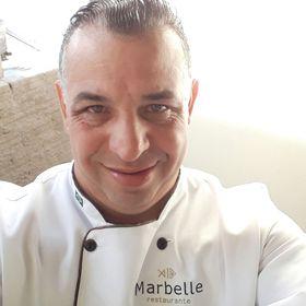 Chef Robson Camargo