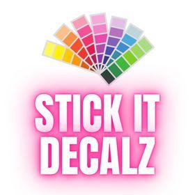 Stick it Decalz 🎨