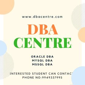 DBA CENTRE Online DBA Trainings