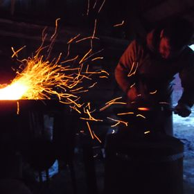 Blacksmith/ woodworking tool maker