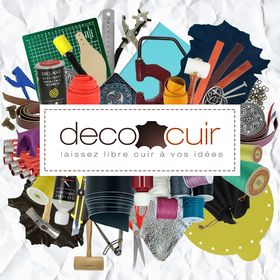 Deco Cuir (decocuir) sur Pinterest 2b32dc6ab40