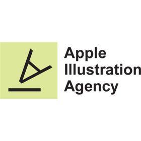 Apple illustration agency