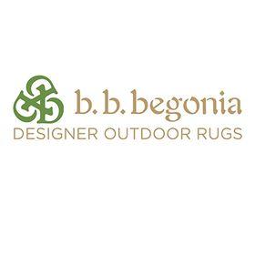 b.b.begonia Designer Outdoor Rugs