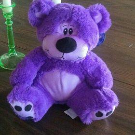 Teddy Bear Bevelled Edge Glass 3D Laser Block Paperweight 21st Birthday