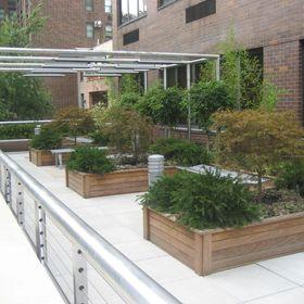 Rooftop Garden Design Rooftopgardendesign On Pinterest