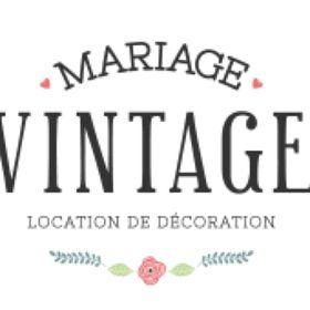 mariage vintage