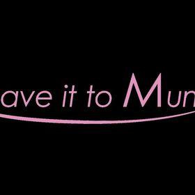 Leave it to mum