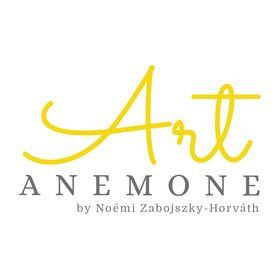 Anemone Art by Noemi