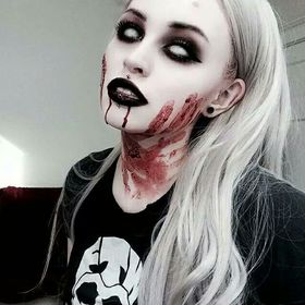 Candice black metal 666