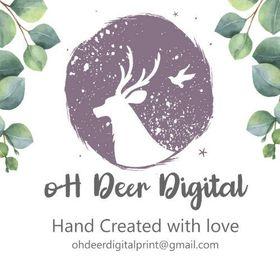oH Deer Digital Designs