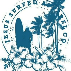 Jesus Surfed Apparel Co