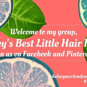 Chelsey's Best Little Hair House - Monat
