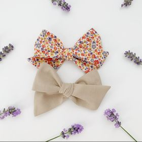 Gracie and Lou Hair Bows and Accessories | Personalised Gifts |