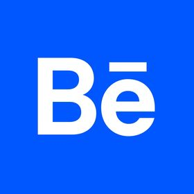 Behance's Pinterest Account Avatar