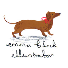 Emma Block Illustration