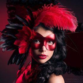 c6a9c42e6100 Success Creations (masquerademasks) on Pinterest